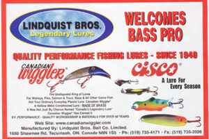 2004 Bass Pro Ad - Special Edition Ontario Out Of Doors Magazine