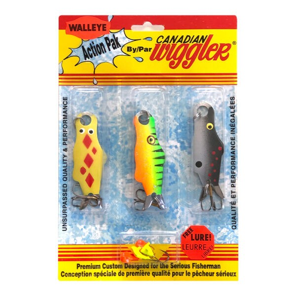 AP1 Cisco No.3 Walleye 3-Pack