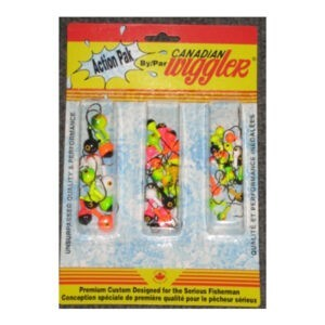 AP72 - 48pc assorted jigs